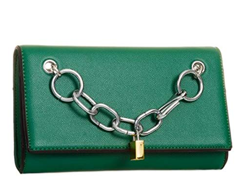 Pouch Grey LeahWard 891 Sale Chain Handbags Bag Out Purse Clearance Wedding Night Flap Padlock Clutch Women's Ladies Evening 00wTxHr