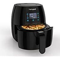 Homgeek Air Fryer (Black)