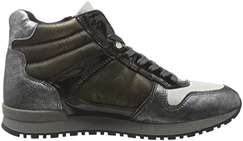 Marc Shoes Damen Raven High-Top Grau