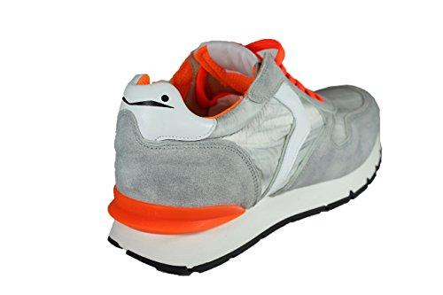 Tessuto Blanche E Camoscio In Voile Sneakers Tecnico SXwqZxdx