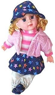 Sajani Soft Baby Doll for Girls Best Birthday Gift (Pink Color)(Dress May f3615dbda3