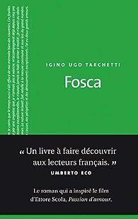 Fosca par Iginio Ugo Tarchetti
