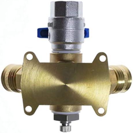 OTTONE 3 frizioni 1 connettore giunto di accoppiamento 3 volte Di Distribuzione Set aria compressa