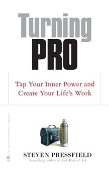 Turning Pro (English Edition) de [Pressfield, Steven]