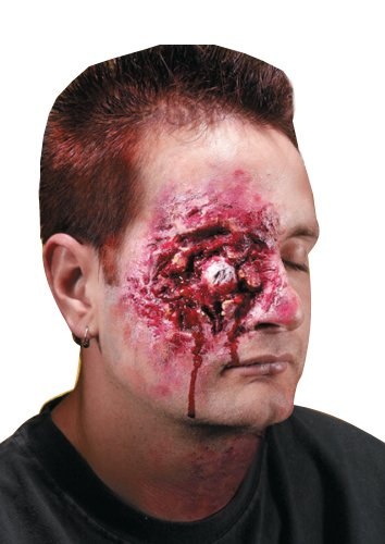 Rubie's Costume Reel F/X Acid Eye Socket Wound Kit, Red, One Size (Makeup Halloween Costumes)