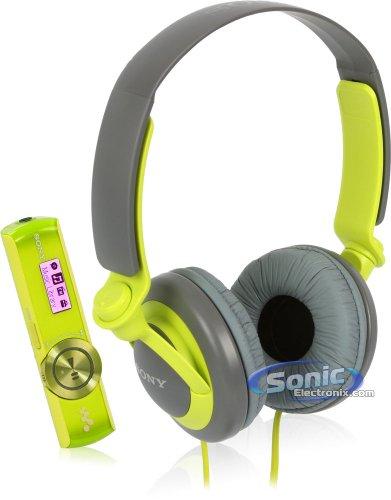 NWZ B173F Portable MDR XB200 Headphones NWZ B173FHK