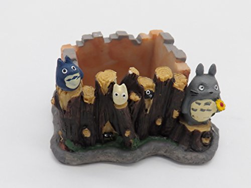 My Neighbor Totoro Miniature Ceramic Planter Flower Pot ~Mini Cactus Planters~ #12 Miniature Planter