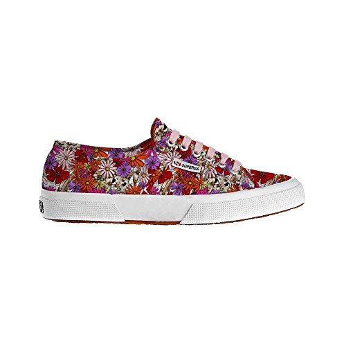 Le Superga - 2750-fantasy Cotu - Flowers Rubbit - 36