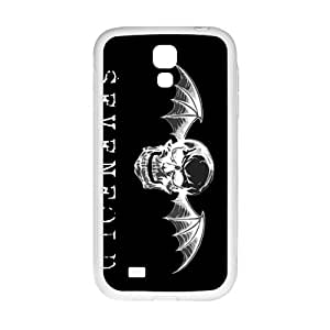 Happy Avenged Sevenfold Cell Phone Case for Samsung Galaxy S4