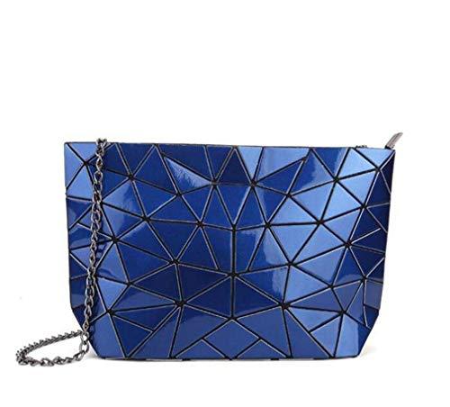 Azul BLACKHEI Mujer Hombro al Bolso Oscuro para Talla Oscuro única Azul q7wrX7Z