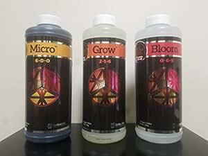 Cutting Edge Solutions - Grow, Micro, Bloom (Quarts)