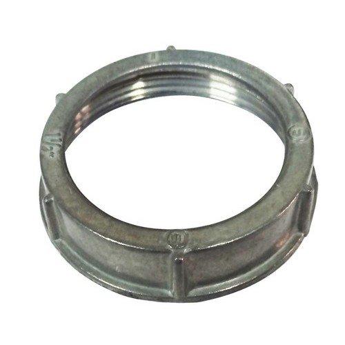1-1//2 Thread Size 1-1//2 Thread Size Morris Product Morris 14534 Conduit Bushing Zinc Die Cast
