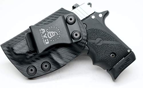CYA Supply Co. IWB Left Handed Holsters Only- Veteran Owned Company - Made in USA - Inside Waistband Concealed Carry Holster (Left Handed Holsters)... (Sig P238 Best Price)