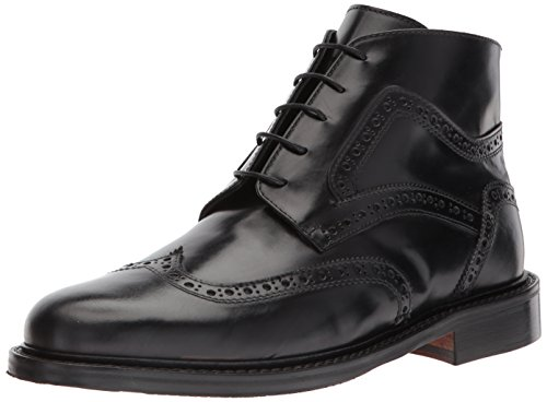 Bugatchi Mens Subiaco Fashion Boot Nero