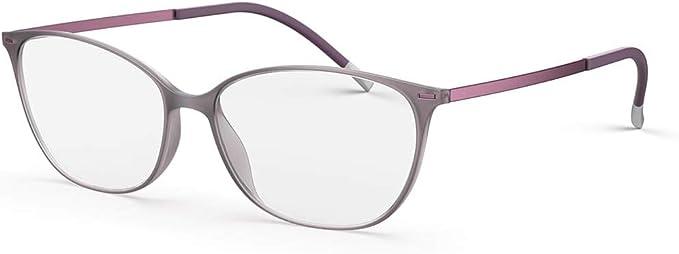 Silhouette Eyeglasses Urban-Lite 1590 4040 Mauve/Plum Full Rim Optical Frame