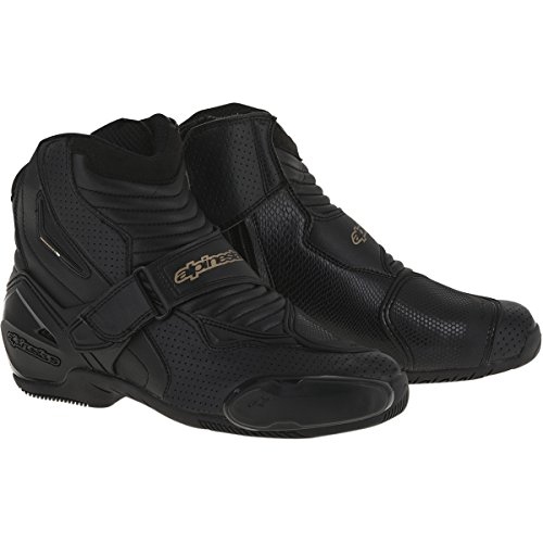 Vented Motorcycle Boots - 7