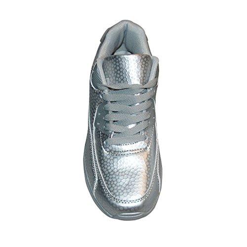 Jt Jt Argento Jt Pantofole Jt Pantofole Pantofole Donna Argento Donna Argento Pantofole Donna xzXC1ZwqZ
