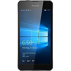"Microsoft Lumia 650 LTE/4G, 5"", 16 GB, 1 GB RAM, Qualcomm Snapdragon, 8 MP, Nero/Argento"
