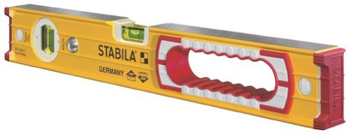 Stabila 37416-16-Inch builders level, High Strength Frame, Accuracy Certified Professional Level (16 Stabila Level)