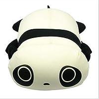 NACOLA Car Panda Air Purifying Bag Pillow Bamboo Charcoal Plush Toy Car Home Deodorizer and Air Freshener Bag