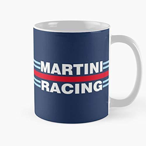 Martini Racing Horizontal Stripe Classic Mug