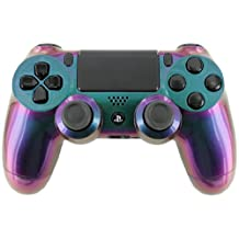 """""""Enigma Chameleon Special FX"""" PS4 Custom Modded Controller Exclusive Design - COD Ready Zombie Auto Aim, Drop Shot, Fast Reload, & Menu for Ghost !"""