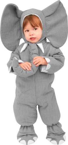 Child's Heirloom Elephant Costume (Size:X-small 4-6)