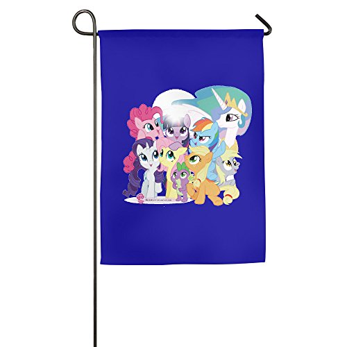 Costume To Parade Black Welcome The (My Little Pony Garden Flag)