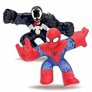 Heroes of Goo Jit Zu Licensed Marvel Versus Pack - Spider-Man vs Venom