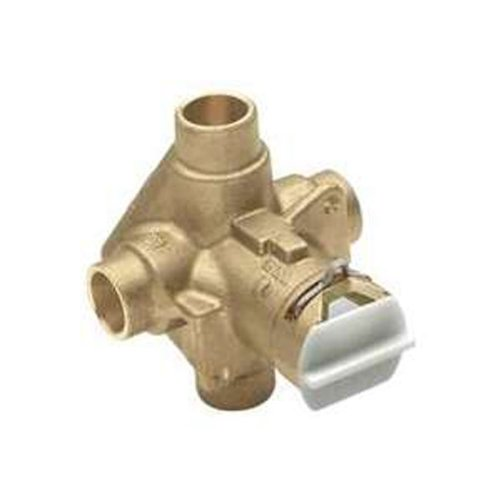 M-Pact Rough-in Posi-Temp Pressure Balancing Cycling Valve with Testing