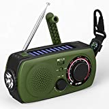 Best Emergency Weather Radios - Emergency Radio with Solar and Crank charger - Review