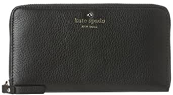 Kate Spade New York Cobble Hill Lacey Wallet,Black,one size