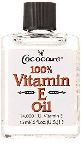 Cococare Vitamin E Oil, 14000 LU, 0.5 Fluid Ounce