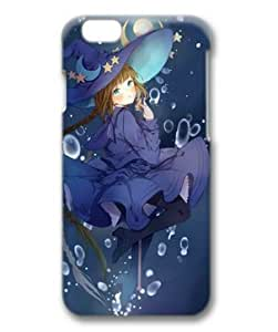 iphone 4 4s Case, Beautiful Anime Girl 02 Case for iphone 4 4s 3D PC Material