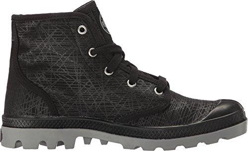 Palladium Wild Print Hi Dove Pampa Boots Ankle M Spider Black Women's rfrwxpA