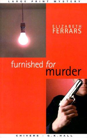 Download Furnished for Murder (G. K. Hall Nightingale Series Edition) pdf epub
