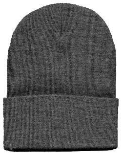 Image Unavailable. Image not available for. Color  Beanie Plain Grey ... c3452c0f73f