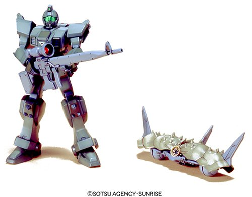 Bandai Hobby GM Sniper Bandai HG The 8th MS Team Action Figure