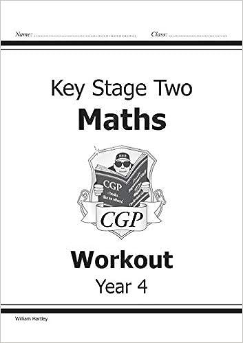 KS2 Maths Workout - Year 4 (CGP KS2 Maths): Amazon.co.uk ...