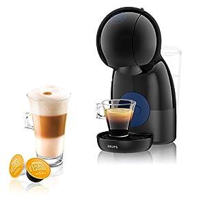 Krups Nescafé Dolce Gusto Piccolo XS, Machine à café Ultra compact, Cafetière à dosette, Multi-boissons, Intuitive…