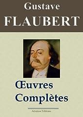 L'ouvrage le PLUS COMPLET des oeuvres de Gustave Flaubert, soit plus de 69 titres abondamment annotés et illustrés.Dans cette édition, vous trouverez:- Les 69 titres de Gustave Flaubert.- Plus de 500 notes explicatives.- Des centaines d'illus...