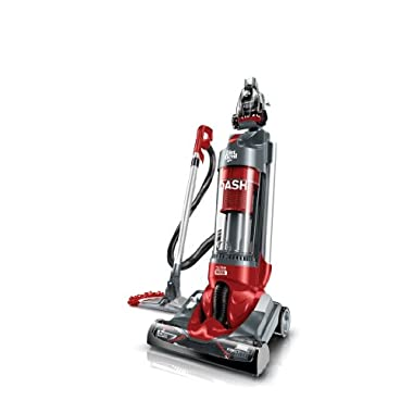 Dirt Devil  Dash Dual Cyclonic Bagless Upright Vacuum with Bonus Vac+Dust Floor Tool, UD70250B - Corded