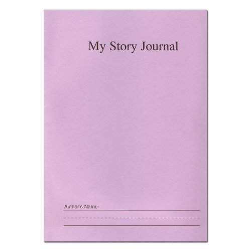Zaner-Bloser Story Journal, Grade K-1 (902109) - Student Writing Journal