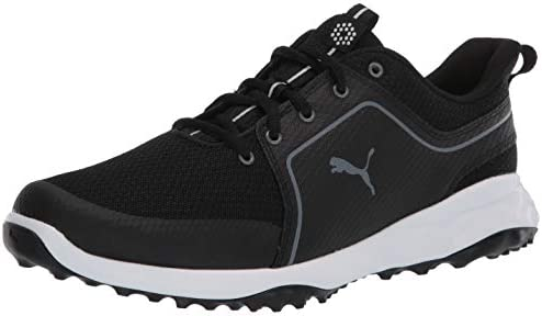 Puma Golf Men's Grip Fusion Sport 2.0 Golf Shoe, Puma Black