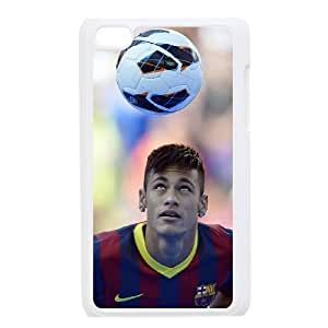 Ipod Touch 4 Phone Case for Neymar pattern design
