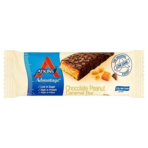 (Atkins Advantage Peanut Caramel 60g)