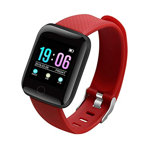 HAUNHA 2019 New Smart Watch Men Women Heart Rate Blood Pressure Monitor Call Message Reminder IP67 Waterproof for Android - Performance Watch High Chronograph