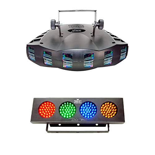 Chauvet Derby X Led Effect Light in US - 9