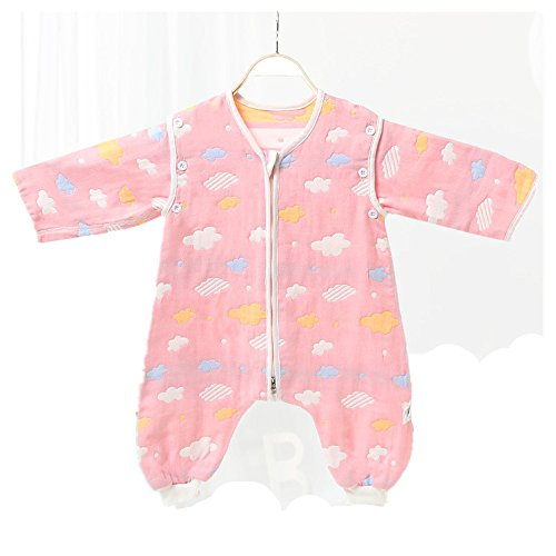 Muslin Sleeping Bag Elephant - 3