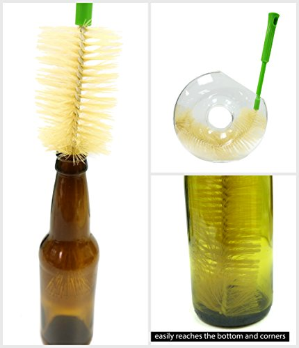 17 Quot Long Bottle Brush For Beer Bottle Cleaner Thermos